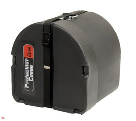 """Gator Cases GP-PC1616 16""""x16"""" Classic Series Roto-Molded Tom Case by Protechtor GP-PC1616"""