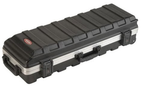 SKB 1SKB-H3611 RailPack ATA Stand Case with Wheels and Straps 1SKB-H3611
