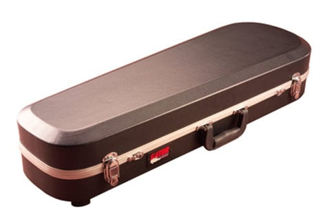 Gator Cases GC-VIOLIN-4/4 Deluxe Molded Case for Full-Size Violins GC-VIOLIN-4/4