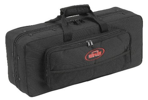 SKB Cases 1SKB-SC340 Lightweight Foam Soft Case for Alto Saxophones 1SKB-SC340