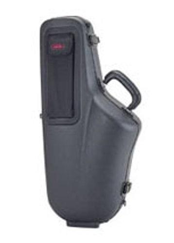 SKB Cases 1SKB-440 Contoured Professional Hardshell Case for Alto Saxophones 1SKB-440