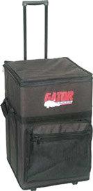 Gator Cases GPA-720 Semi-Hard Powered Mixer Case (with Handle & Wheels) GPA720