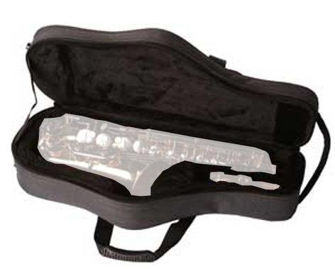 Gator Cases GL-TENOR-SAX-A Lightweight Foam Soft Case for Tenor Saxophones GL-TENOR-SAX-A