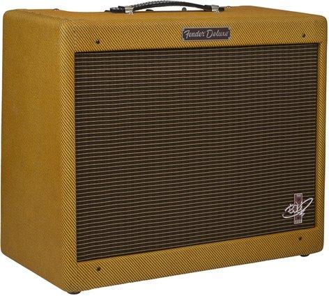 Fender The Edge Deluxe 12W 1x12 Combo Amplifier DELUXE-EDGE
