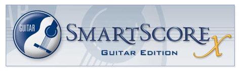Musitek SMARTSCORE-GUITAR Software Guitar Edition (MTGEH) SMARTSCORE-GUITAR