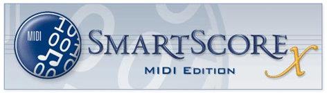 Musitek SMARTSCORE-MIDI Software Midi Edition Hybrid  (MTMEH) SMARTSCORE-MIDI