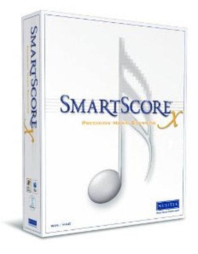 Musitek SMARTSCORE-PRO-EDU5 SmartScore X Pro (5 Pack) [Educational Pricing] Music Scaning and Scoring Software for Mac/PC SMARTSCORE-PRO-EDU5