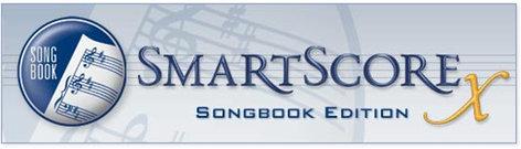 Musitek SMARTSCORE-SONGBOOK Software Songbook Edition (MTSEH) SMARTSCORE-SONGBOOK