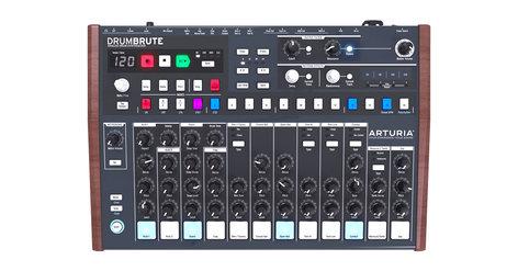 Arturia DrumBrute Analog Drum Machine DRUMBRUTE