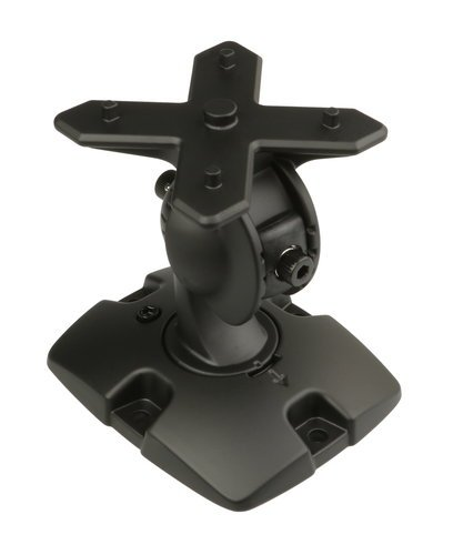 QSC WP-000734-01 Black Mount Assembly for AD-S8T, AD-S10T, and AD-S12 WP-000734-01