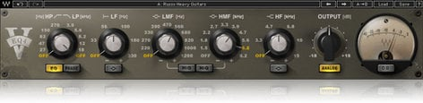 Waves V-EQ4 [DOWNLOAD] Vintage EQ Plugin VEQ4TDM