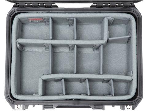 SKB 3i-1510-6DL  iSeries 1510-6 Case with Think Tank Designed Photo Dividers & Lid Organizer 3i-1510-6DL