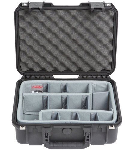 SKB Cases 3i-1510-6DT  iSeries 1510-6 Case with Think Tank Designed Photo Dividers 3i-1510-6DT
