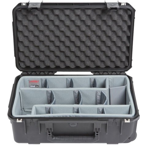 SKB Cases 3i-2011-7DT  iSeries 2011-7 Case with Think Tank Designed Photo Dividers 3i-2011-7DT