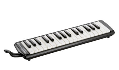 Hohner Student 32 Melodica in Black 32B