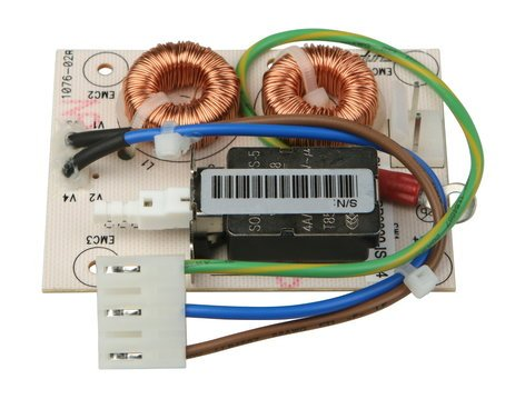Klark Teknik A05-00001-AM000  Power Switch PCB Assembly for DN-S3700 A05-00001-AM000