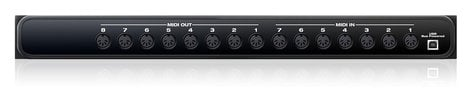 MOTU MIDI-EXPRESS-128 MIDI I/O 8/8 Bus Powered MIDI-EXPRESS-128