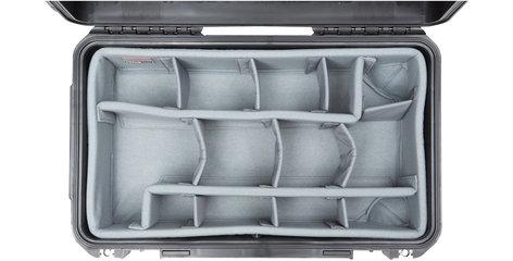 SKB 3i-2011-8DT  iSeries 2011-8 Case with Think Tank Designed Photo Dividers 3i-2011-8DT