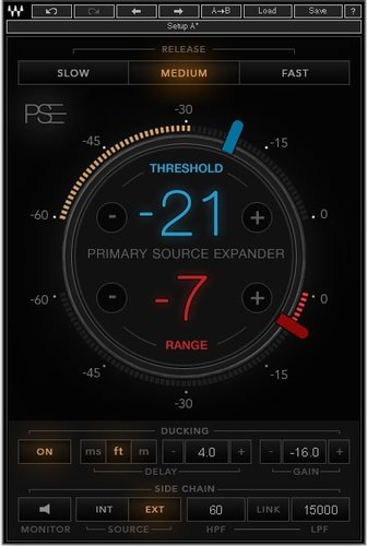 Waves Primary Source Expander [DOWNLOAD] Precision Expander Plugin PSREXP