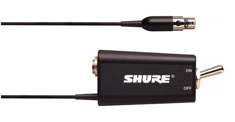 Shure WA661 Mute Switch for In-Line Bodypack WA661