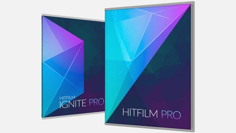 FXHOME HitFilm Pro 2017 with Ignite Pro [DOWNLOAD] Professional Video Editing Software HITFILM-PRO-2017