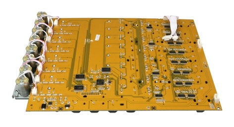Behringer Q04-B1S00-02000 Left Fader Bank PCB Assembly for X32 (New Version) Q04-B1S00-02000