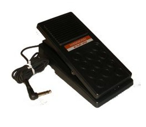 Hammond Suzuki USA Inc Expression Pedal 20 Volume Pedal for XK-1, SK-1, SK-2, and XK-3C Keyboards EXP-20