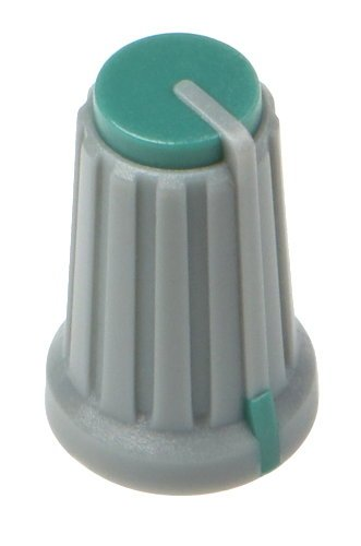 Yamaha V966530R  Green/Grey Hi/Low Knob for STAGEPAS 300 V966530R