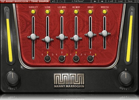 Waves Manny Marroquin Tone Shaper [DOWNLOAD] Four-Band Linear-Phase Parallel Compressor Plugin MMTSSG