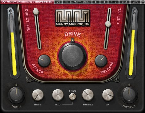 Waves Manny Marroquin Distortion [DOWNLOAD] Distortion Plugin MMDSTSG