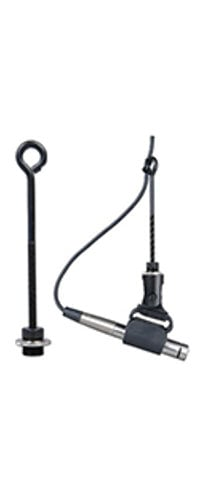 """Audio Engineering Assoc LMH 4"""" Long Microphone Hanger LMH-4"""