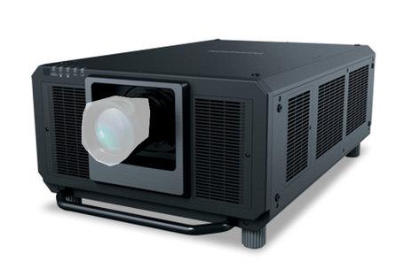 Panasonic PTRS30KU  31,000lm 3DLP SXGA+ Laser Projector, No Lens PTRS30KU