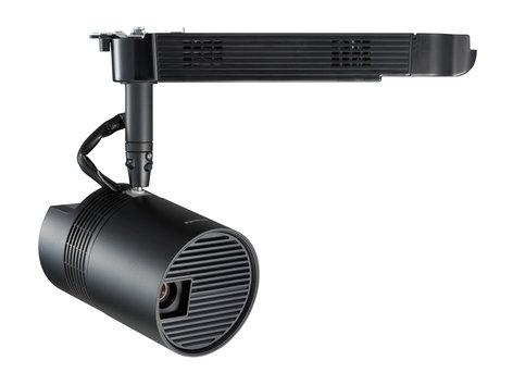 Panasonic PTJW130H  1000lm WXGA Track Mount Laser Projector PTJW130H
