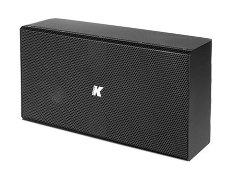 K-Array KU26 Subwoofer Ultra-slim, Black KU26