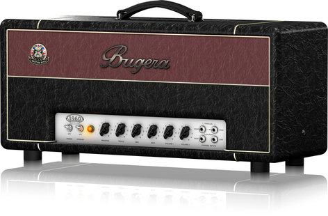 Bugera 1960 INFINIUM British Classic 150-Watt Tube Amplifier Head 1960INFINIUM