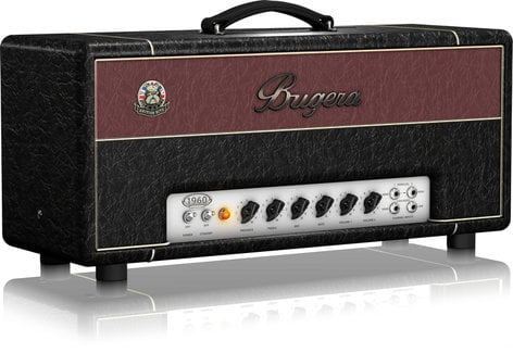 Bugera 1960 INFINIUM British Classic 150-Watt Tube Amplifier Head 1960INFINIUM