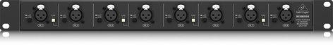 Behringer MS8000  8-Channel Microphone Splitter  MS8000