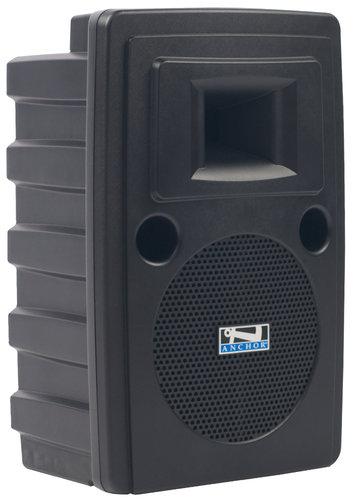 Anchor MEGA-8000X  MegaVox Pro PA System with One AIR Wireless Companion Transmitter MEGA-8000X