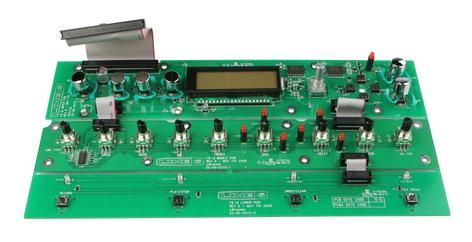 Line 6 50-02-0272  Upper UI PCB Assembly for JM4 50-02-0272