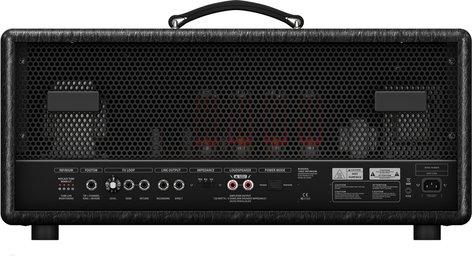 Bugera 1990 INFINIUM British Bite 120-Watt Tube Amplifier Head 1990INFINIUM