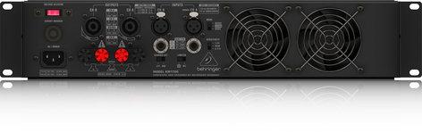 Behringer KM1700  Professional 1700-Watt Stereo Power Amplifier with ATR KM1700