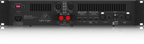 Behringer KM750  Professional 750-Watt Stereo Power Amplifier with ATR KM750