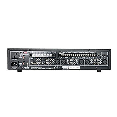 Lowell MA125-LOWELL  125W Mixer Amplifier  MA125-LOWELL