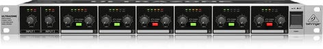 Behringer ZMX2600  Professional Stereo 2-Input 6-Bus Zone Mixer  ZMX2600