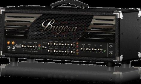 Bugera 333XL INFINIUM Hardcore 120-Watt 3-Channel Tube Amplifier Head 333XLINFINIUM