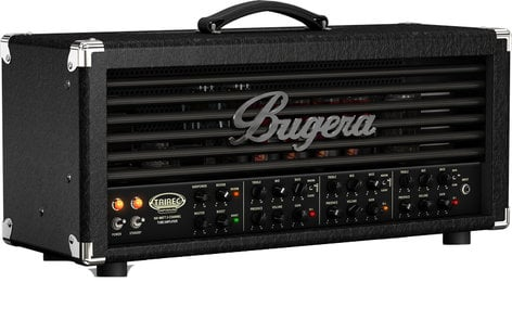 Bugera TRIREC INFINIUM 100 Watt 3-Channel Tube Amplifier Head TRIRECINFINIUM