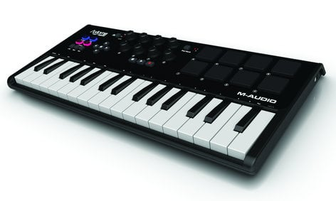 M-Audio Axiom A.I.R. Mini 32 32-Key Keyboard Controller AXIOM-AIR-MINI-32
