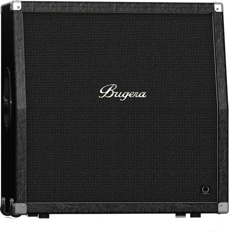 "Bugera 412TS  Classic 4 x 12"" 200-Watt Half-Stack Guitar Cabinet with Original TURBOSOUND Speakers 412TS"