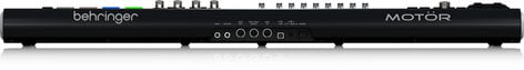 Behringer MOTÖR 61 61-Key MIDI Controller MOTOR-61