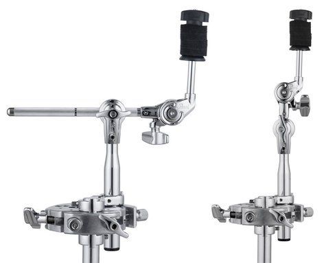 "Pearl Drums CH830S Cymbal Holder with Uni-Lock Tilter 8.5"" BOOM ARM 6.25"" CH830S"